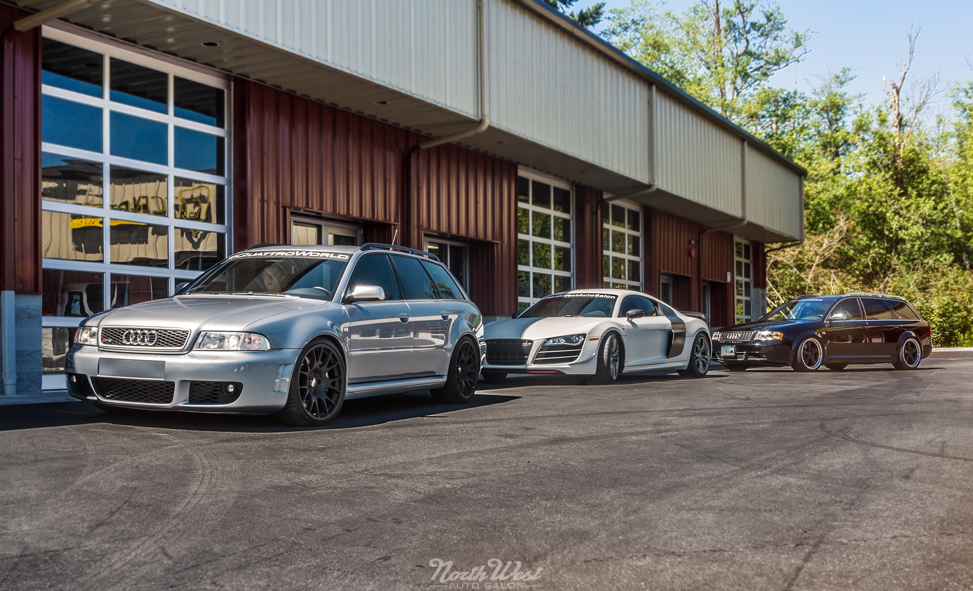 Nwas 2013 a year in the rear view for Garage audi meaux