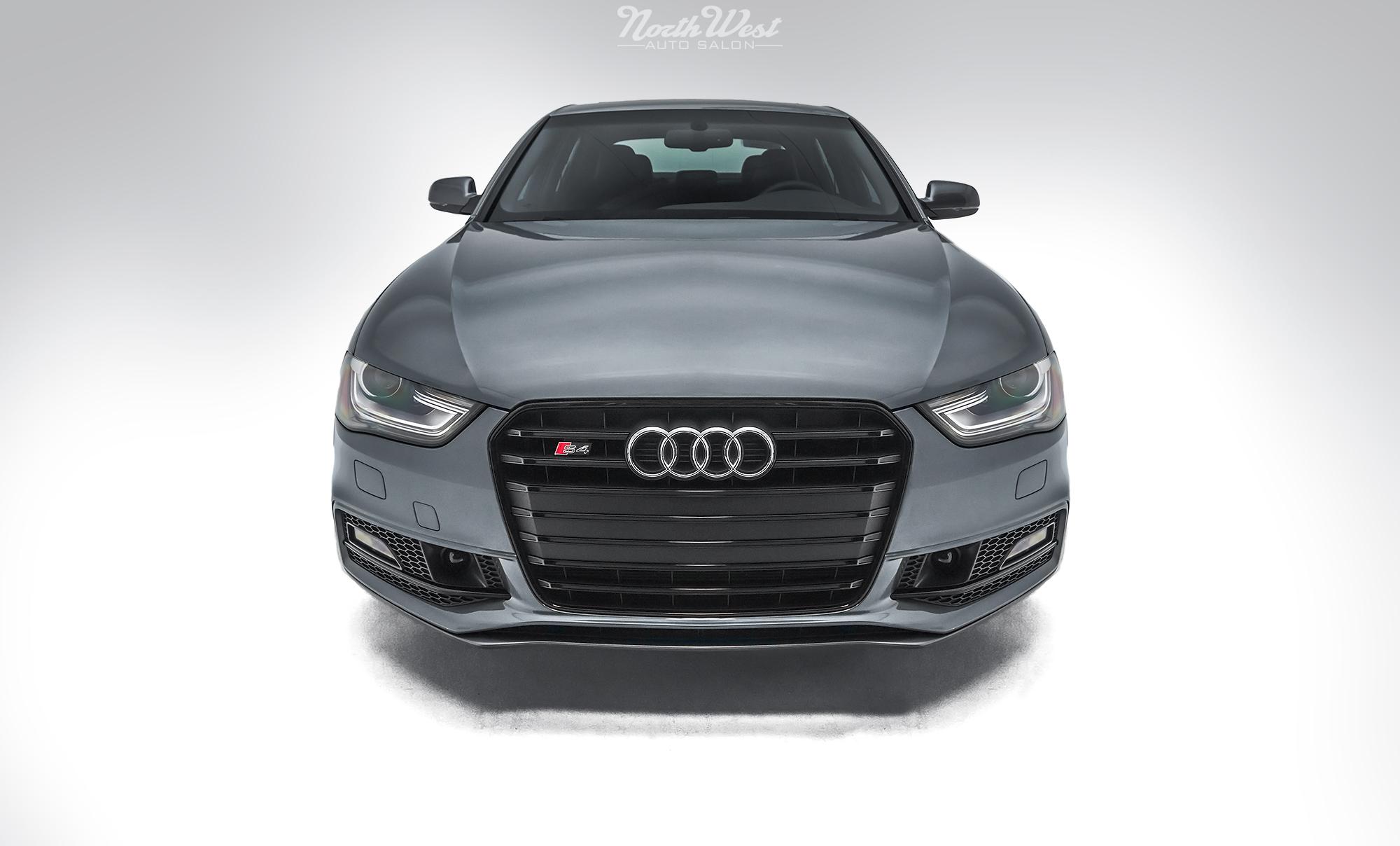 Audi S4 New Car Detail
