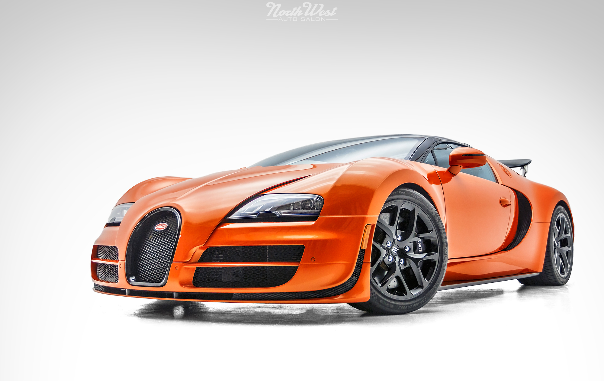 bugatti veyron vitesse detailed in seattle. Black Bedroom Furniture Sets. Home Design Ideas