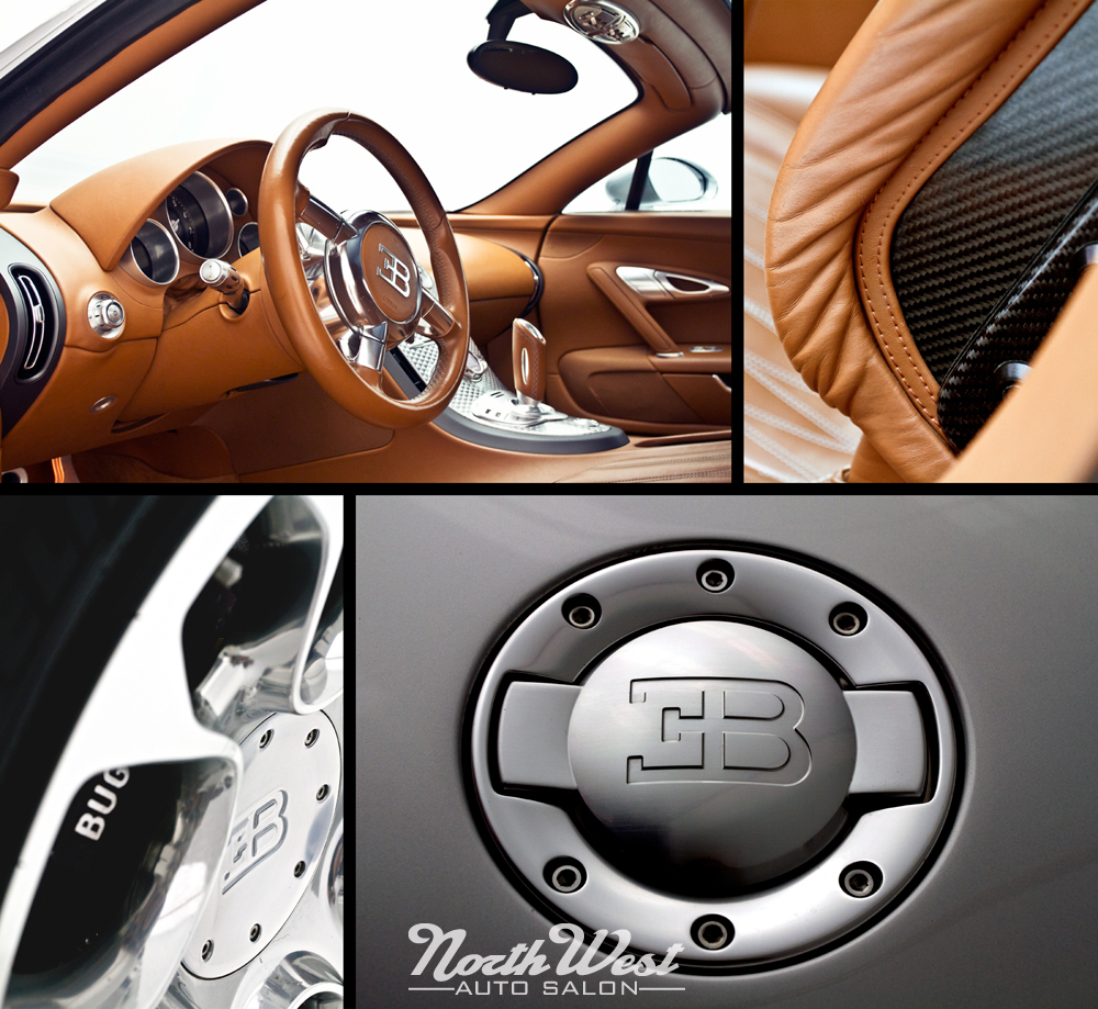 Bugatti Veyron Grand Sport at NorthWest Auto Salon