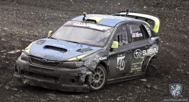 GlobalRally Cross GRC Tanner Foust Rhys Millen Dave Mirra Photos Twin Peaks