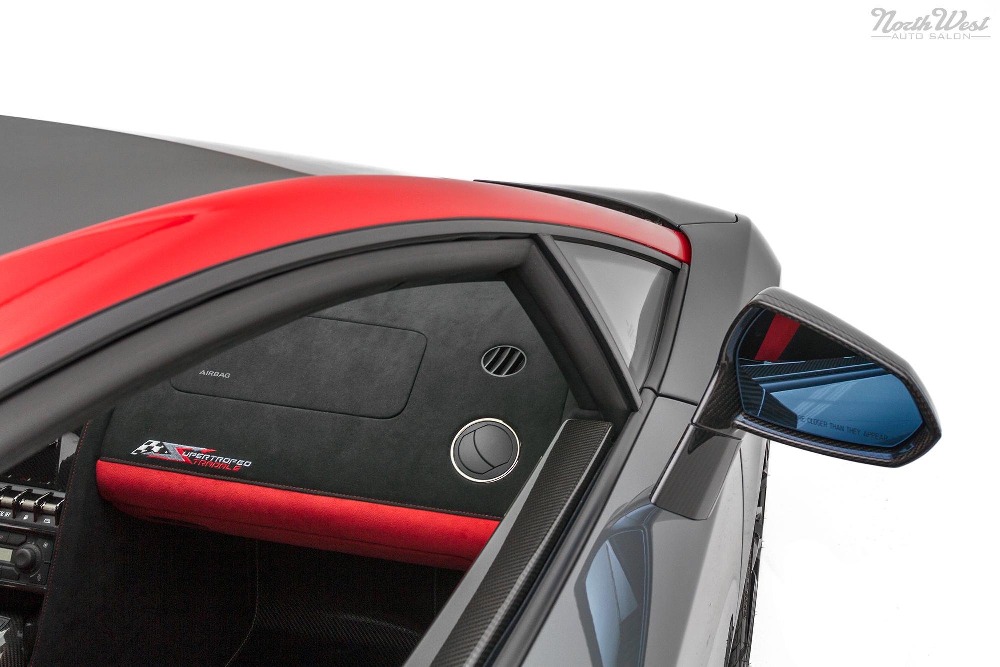 2013 Lamborghini LP 570-4 Edizione Tecnica revealed