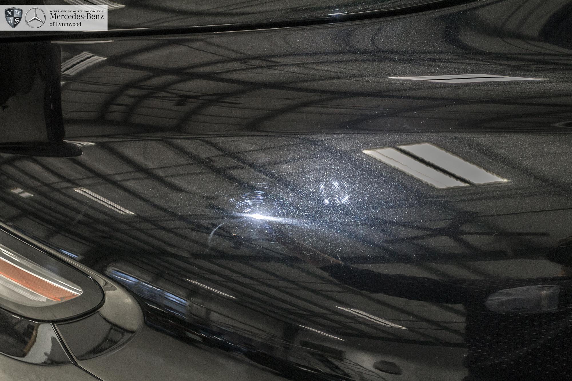 Mercedes SLS AMG Black Series Detail & Custom Paint Protection