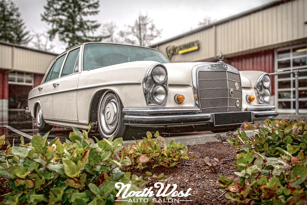 Low Amp Stately Mercedes 250 S At Nwas Northwest Auto Salon