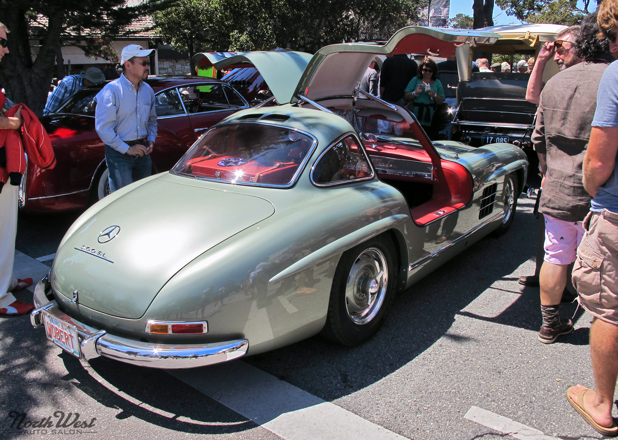 NorthWest Auto Salon Pebble Beach Monterey Car weekend