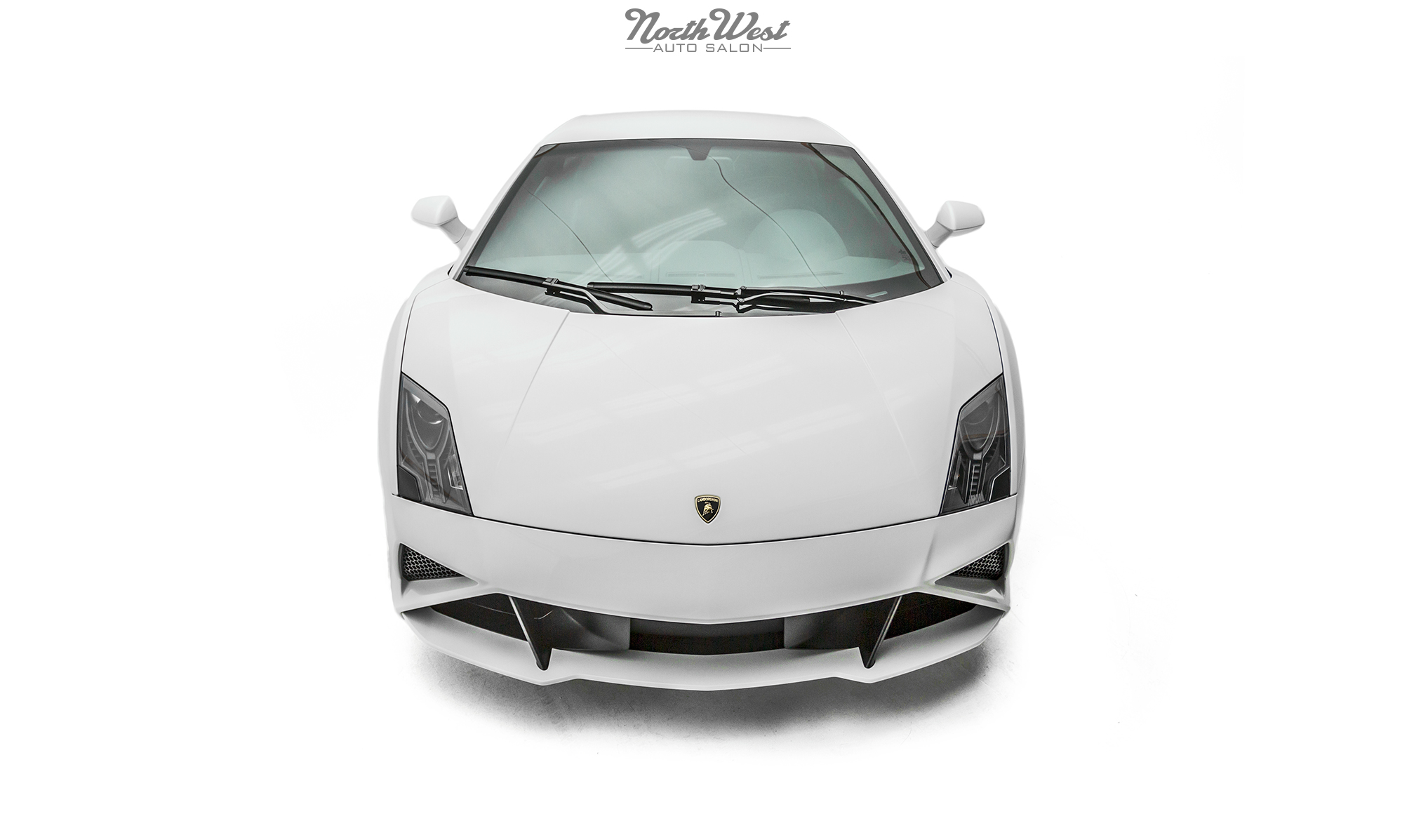 NorthWest Auto Salon 2013 Lamborghini Gallardo New Car Detail Full Frontal Clear Bra Protection