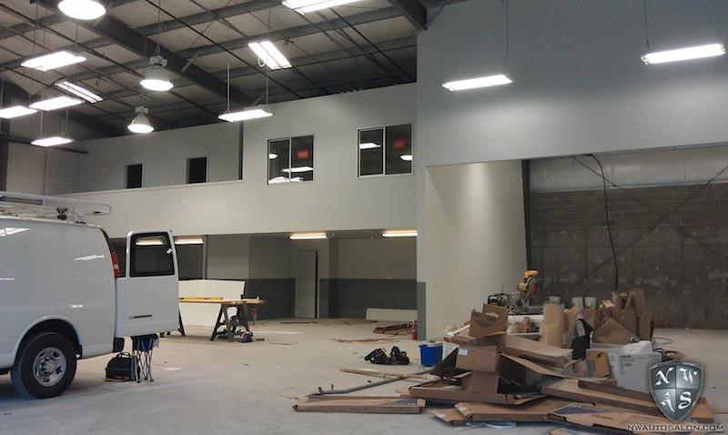 New Facility Lynnwood Washington Build Progress Seattle