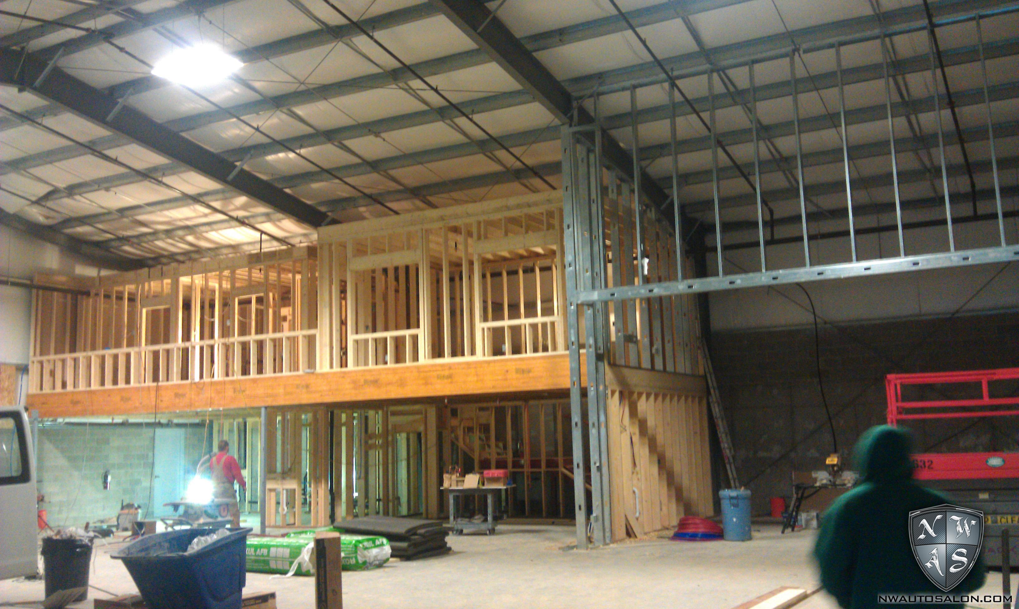 NorthWest Auto Salon new facility in lynnwood wa build thread