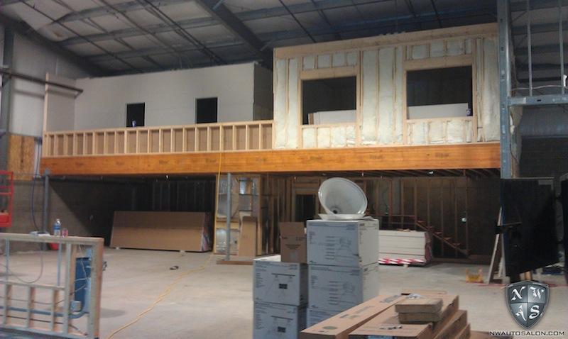 NorthWest Auto Salon Build New Facility Lynnwood WA