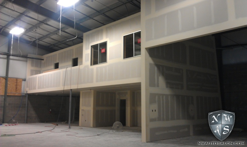 New Facility Lynnwood Washington Build Progress