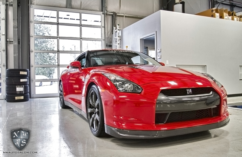 Lynnwood Auto Detailing NorthWest Auto Salon Connoisseur Detail Cats Exotics For Sale Nissan GT-R