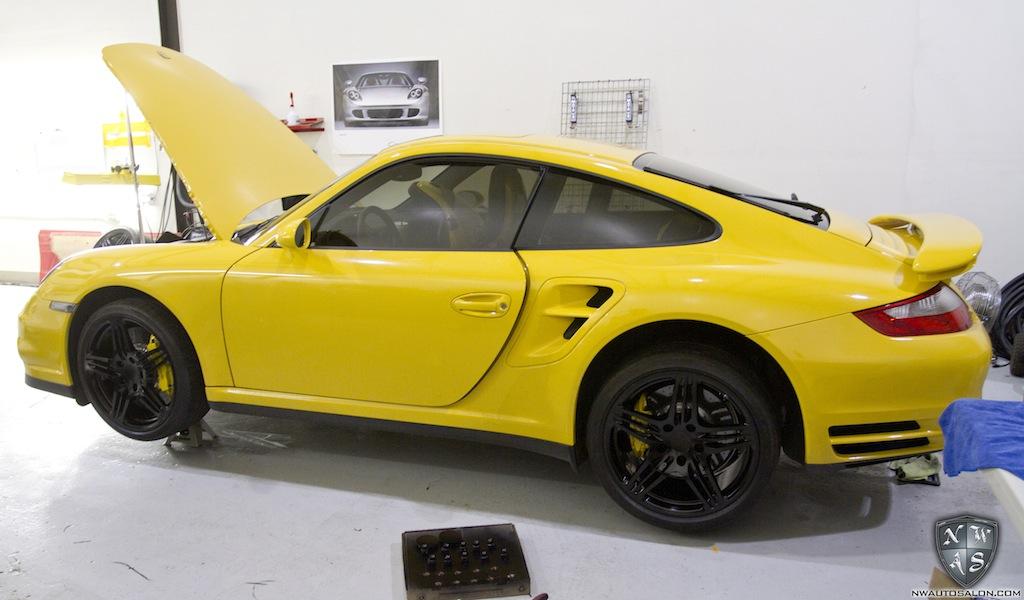 Seattle Wheel Powder Coating NorthWest Auto Salon