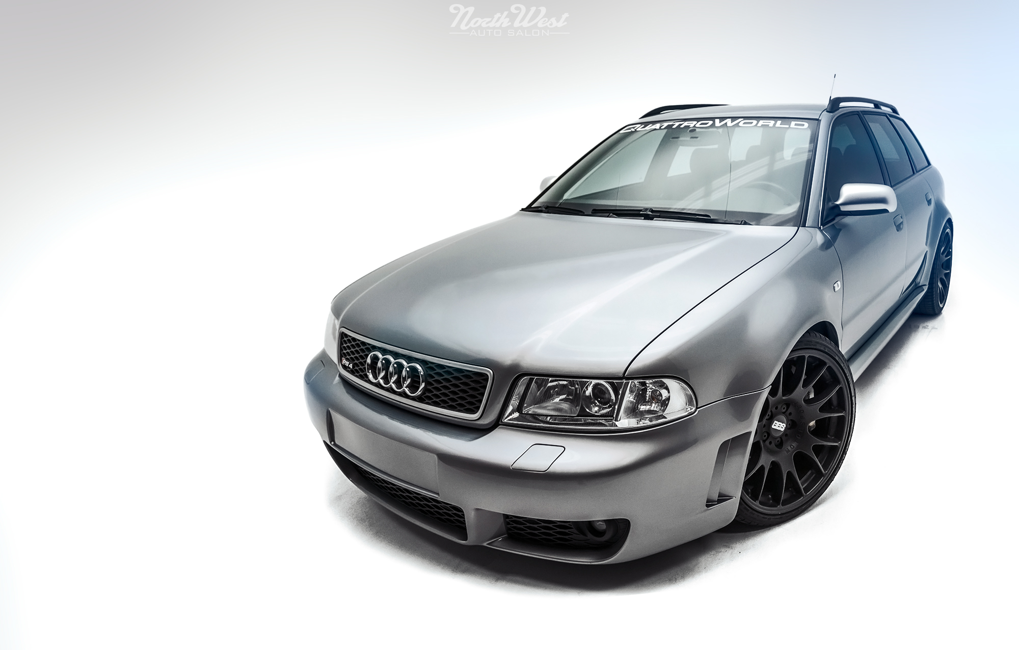 Audi RS4 detail and photoshoot NWAS QuattroWorld