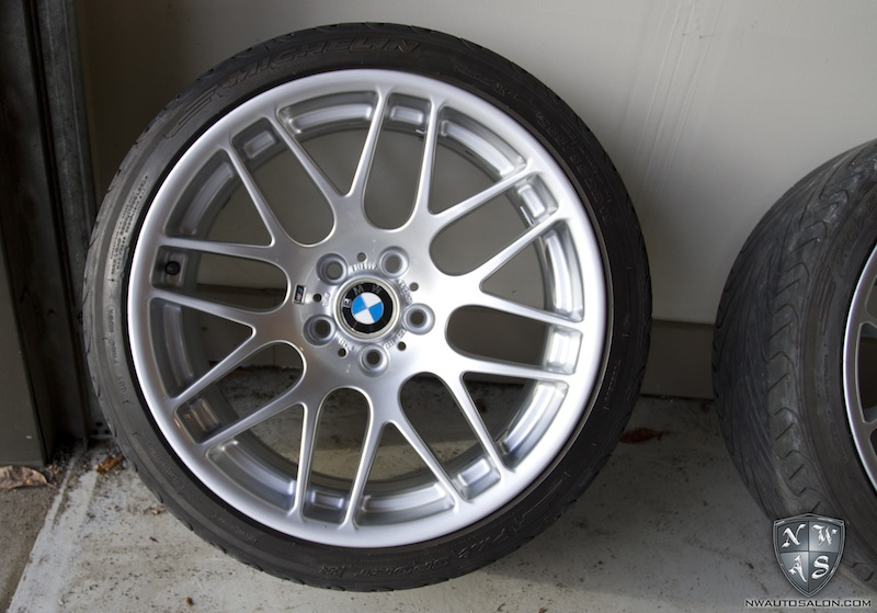Seattle Wheel Repair BMW M3 NorthWest Auto Salon