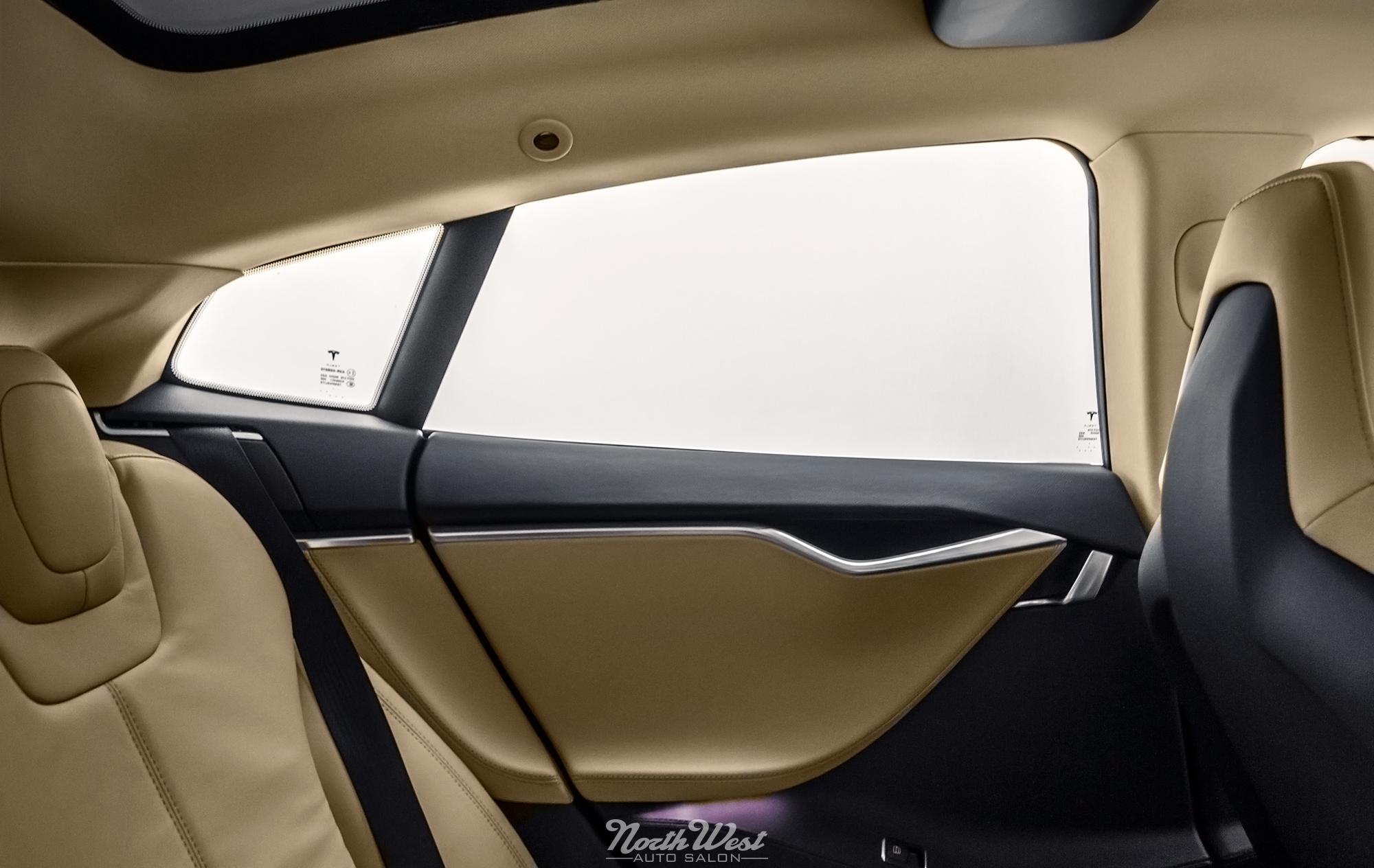 tesla motors interior   viewing gallery