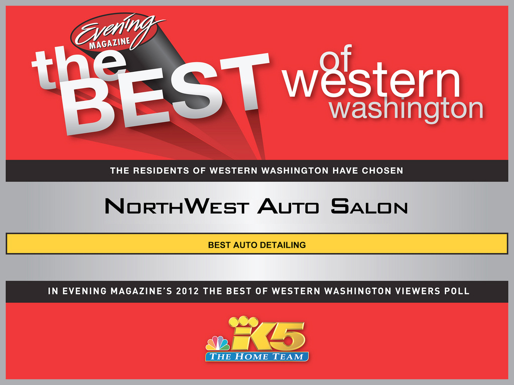 Best Auto Detailing Seattle NorthWest Auto Salon
