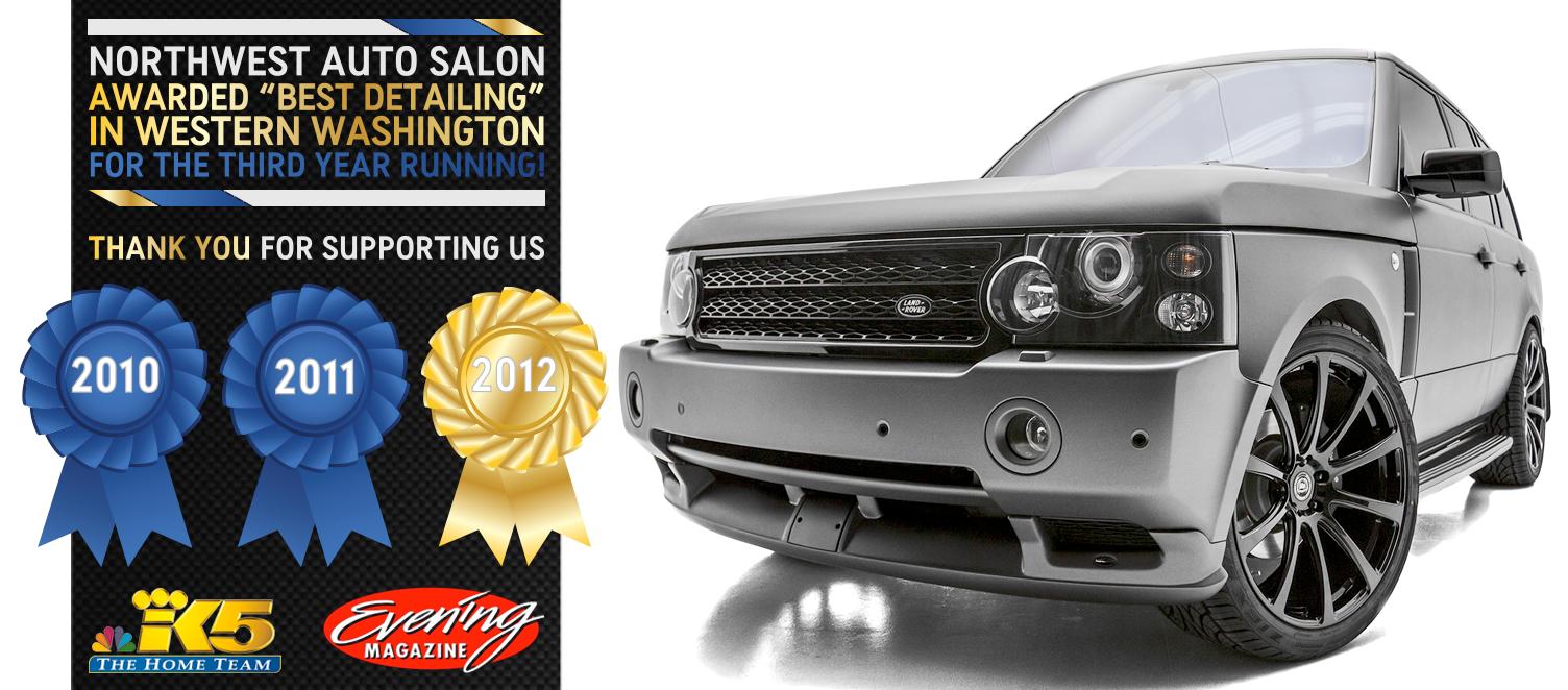 Best Auto Detailing Seattle NorthWest Auto Salon