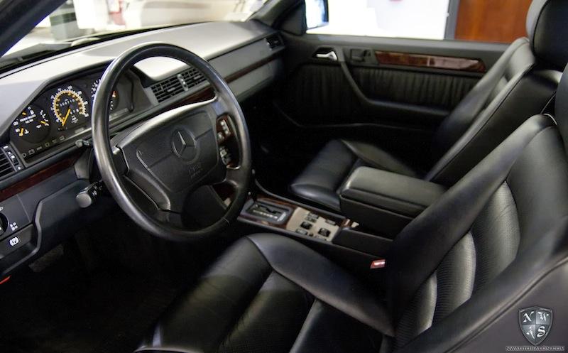 Mercedes Benz 300ce Time Capsule Northwest Auto Salon